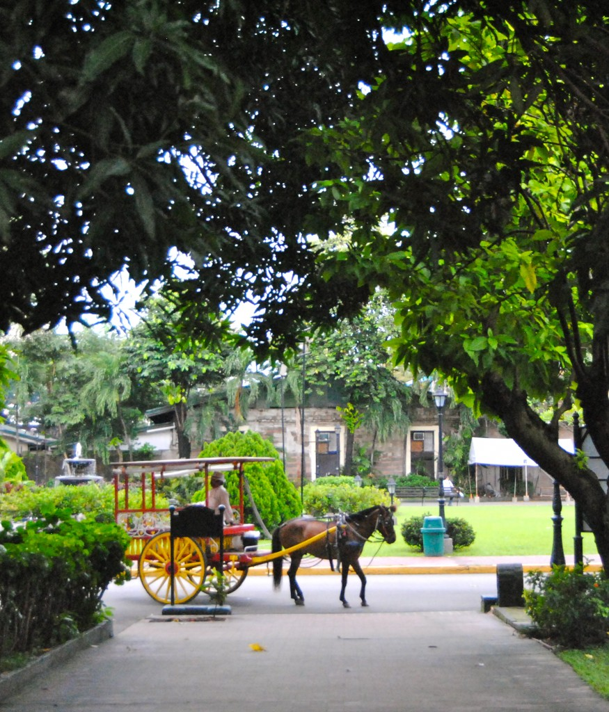 Horse Carriage, Manila