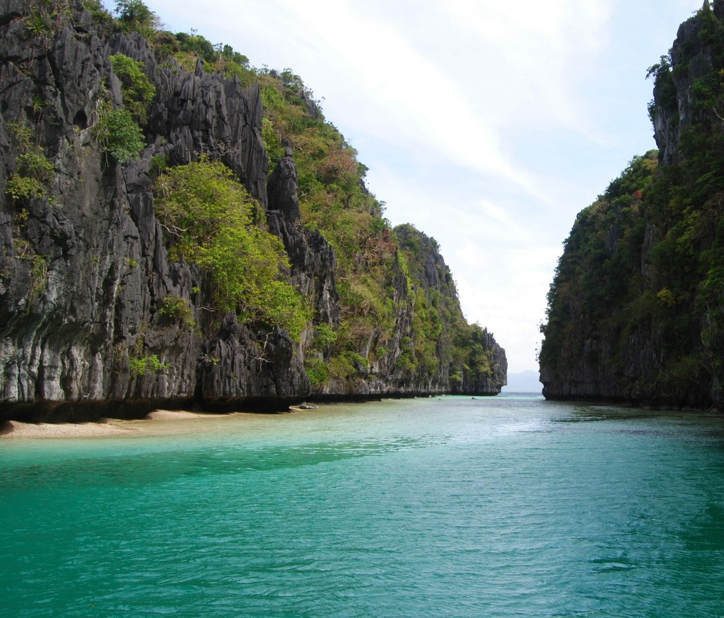 Channel, El Nido