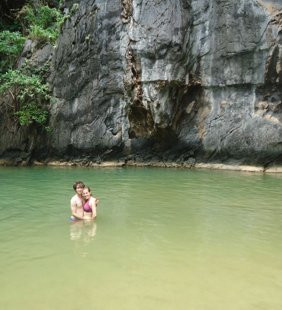 Inside the Secret Lagoon in El Nido