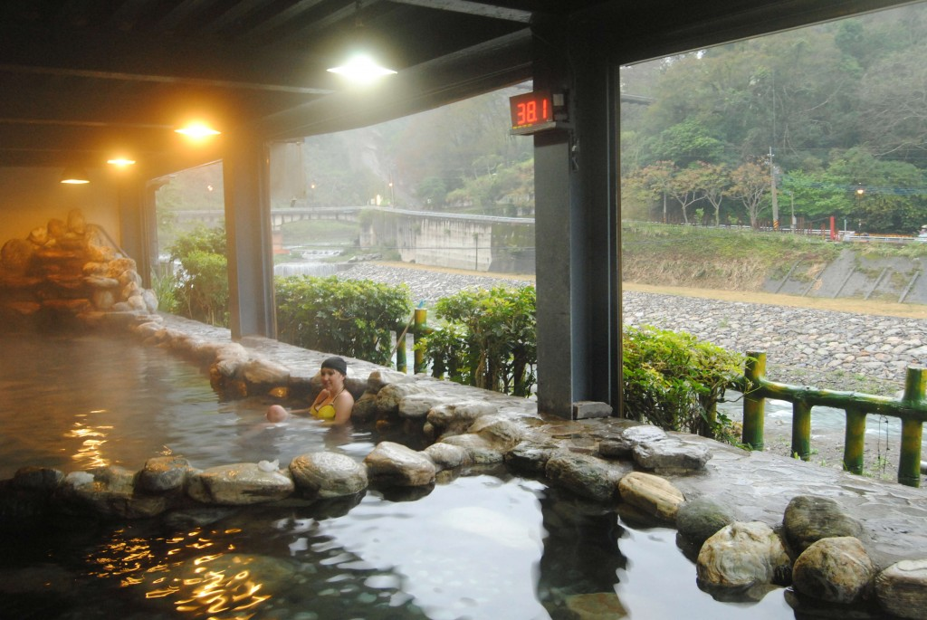 Hot spring baths, Chingchuan