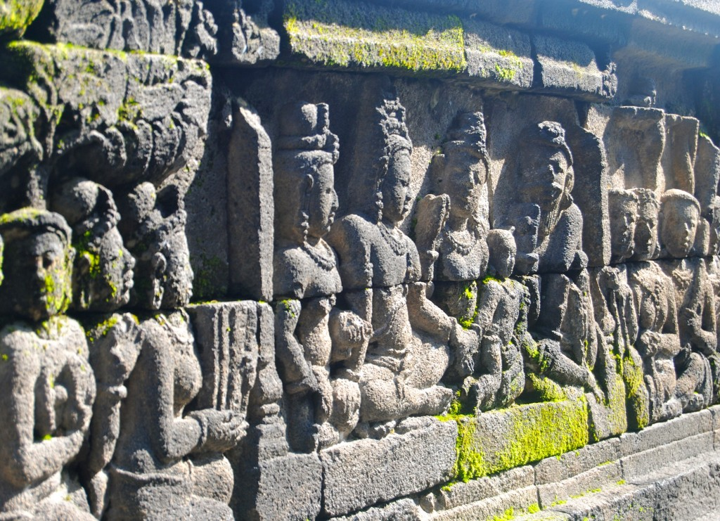 Storytelling at Borobudur