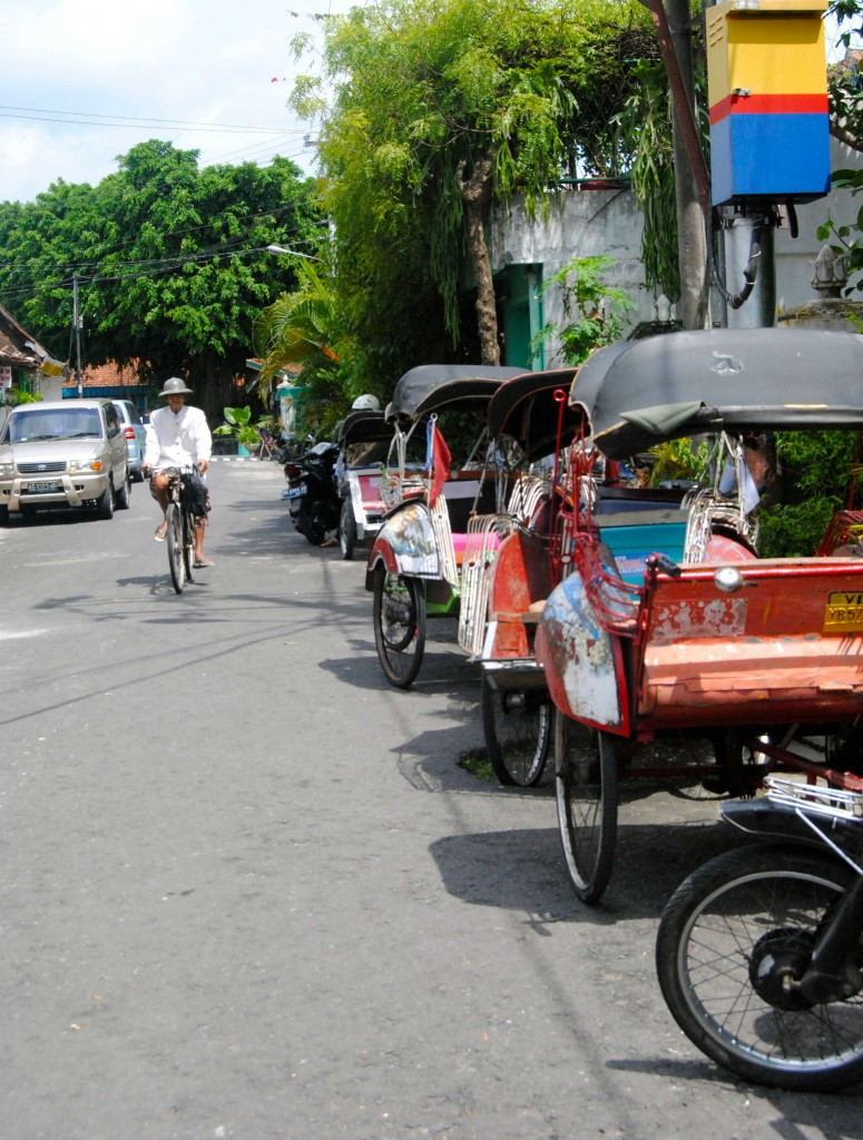 No traffic, Jogja