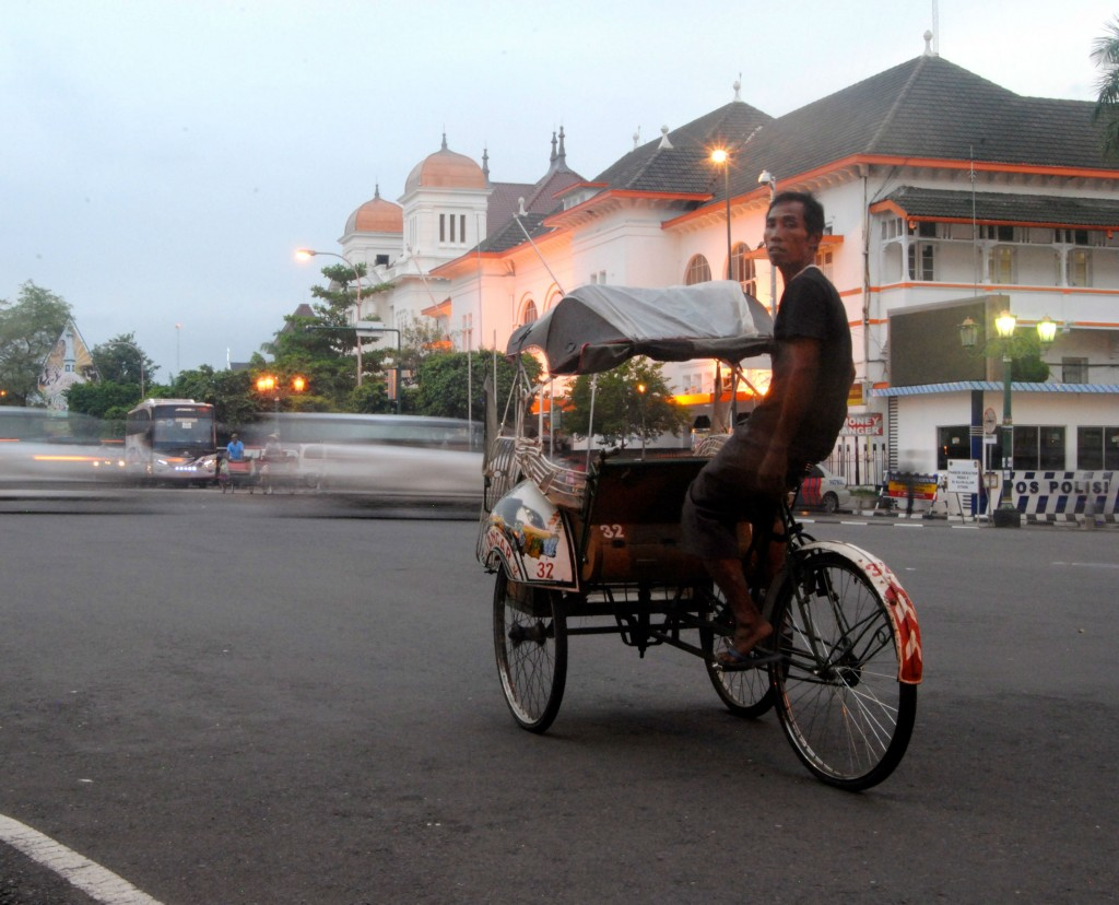 Traffic, Jogja