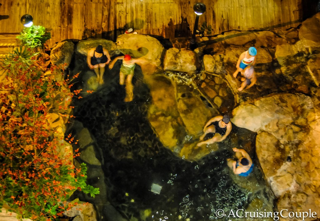 Dragon Valley Hotel Hot Springs Taichung County