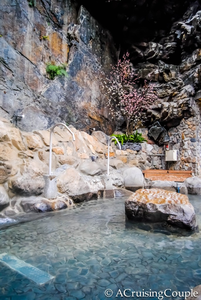 Dragon Valley Hotel Hot Springs Taichung County day