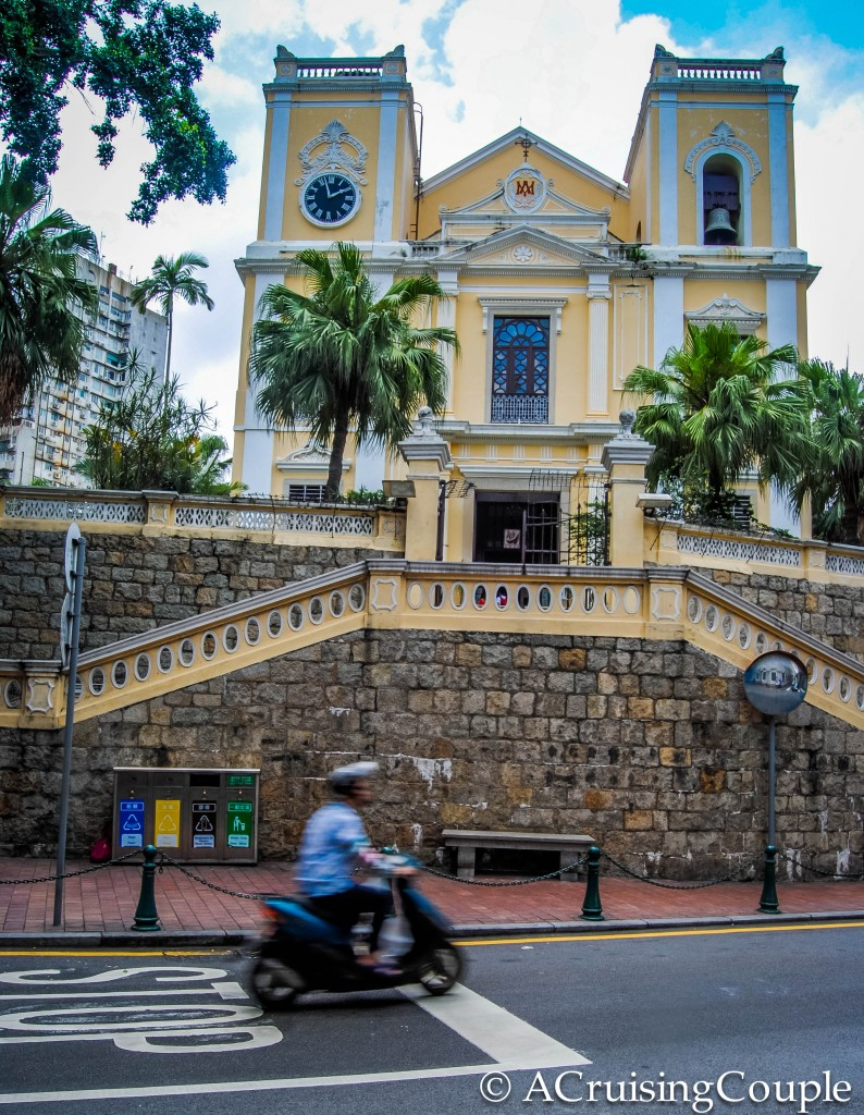 St Augustine's Church Macau