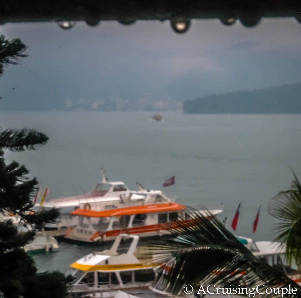 Sun Moon Lake Rain Dear Life