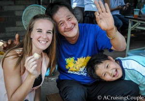 Photo Friday | The Power of a Smile | Nanliao,Taiwan