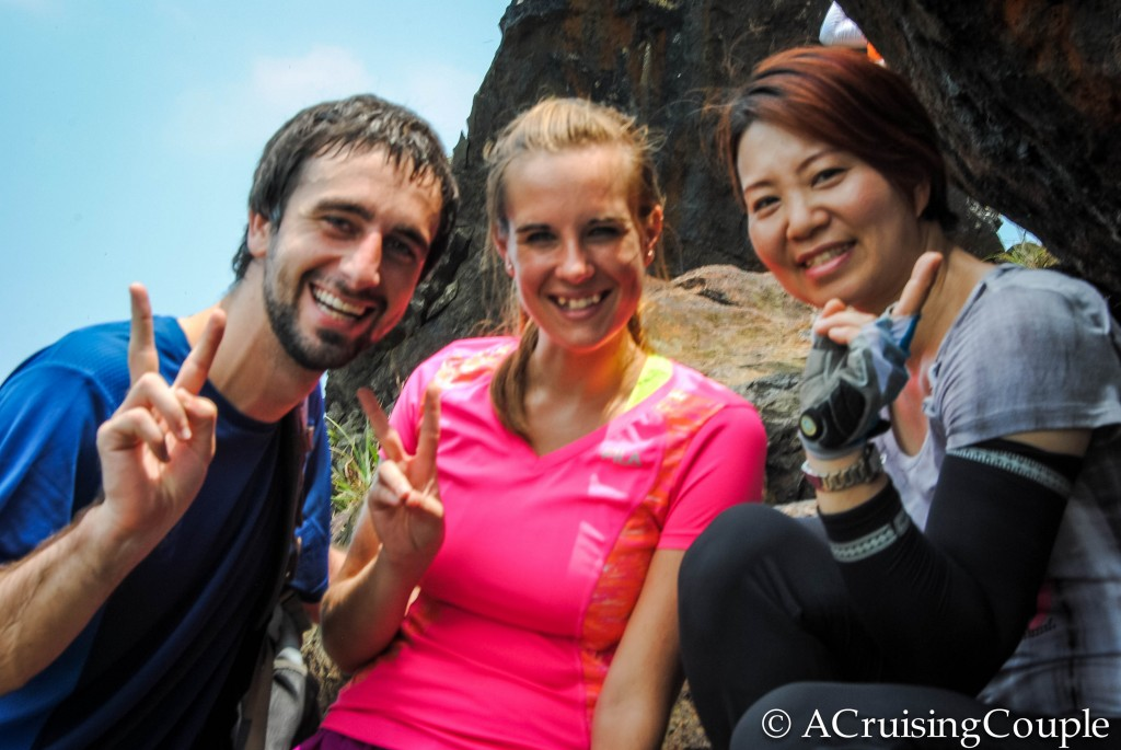 More Friends at Teapot Mountain Taiwan