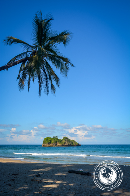 Playa del Cocles Beach in Costa Rica