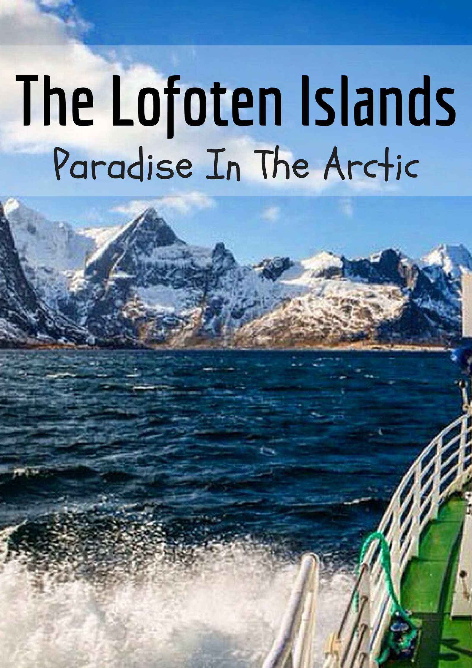A Guide To The Lofoten Islands
