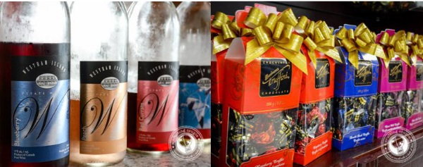 Canadian Wine and Chocolate