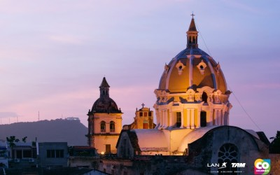 Join Us In Colombia! Win A Trip for Two to Cartagena with LAN Airways