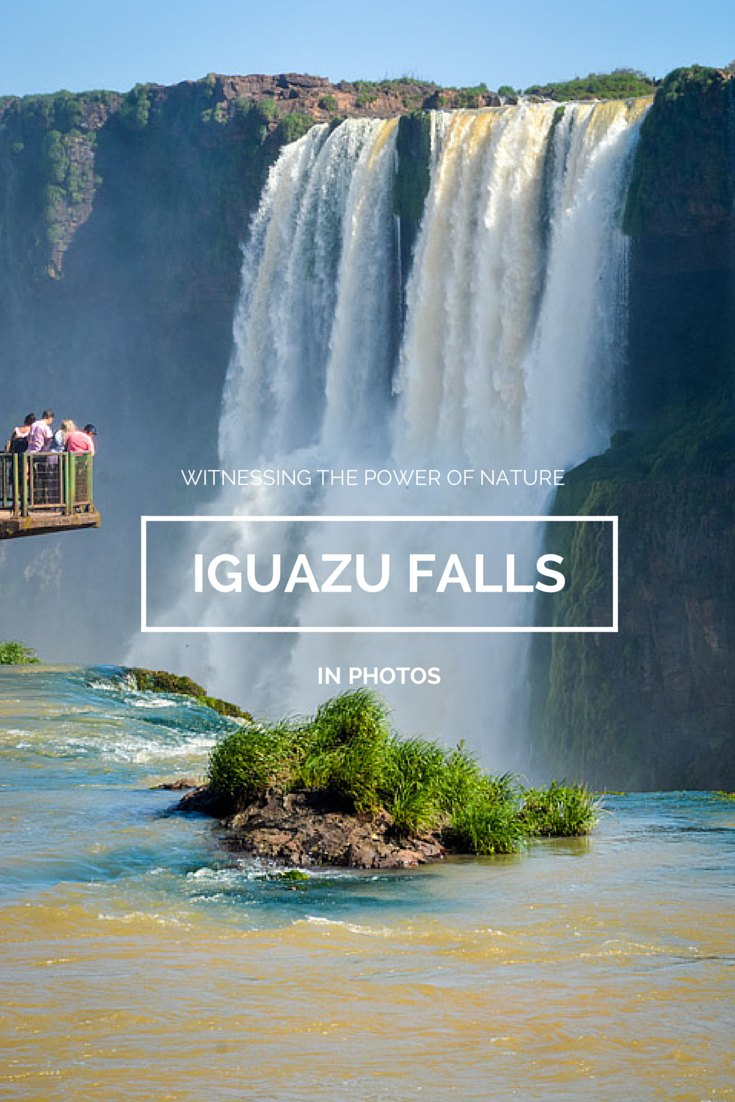 Iguazu Falls Photos