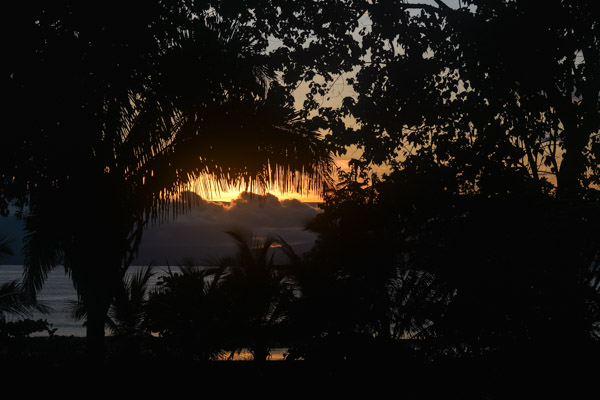 Costa Rican Sunrise
