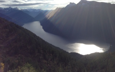 Sunday Snapshot | Chilliwack Lake | British Colombia