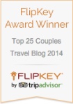 Top 25 Couples Travel Blog 2014