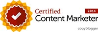 Certified Content Marketing