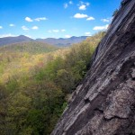 Sunday Snapshot | Rock Climbing | Pisgah National Forest