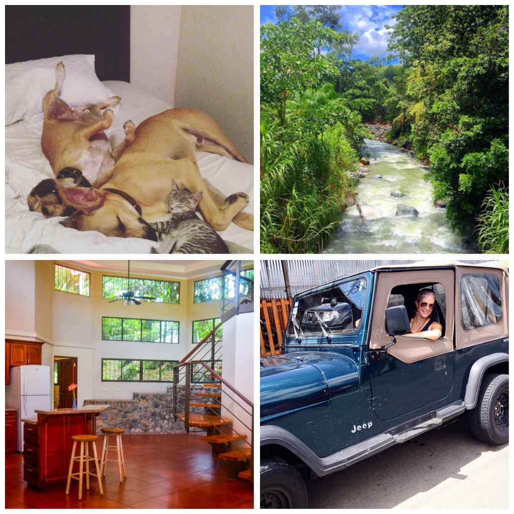 transitioning to life in costa rica