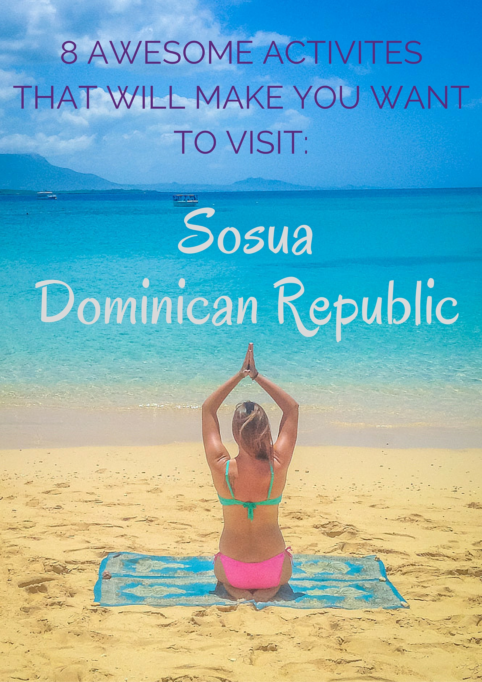 what to do in sosua dominican republic