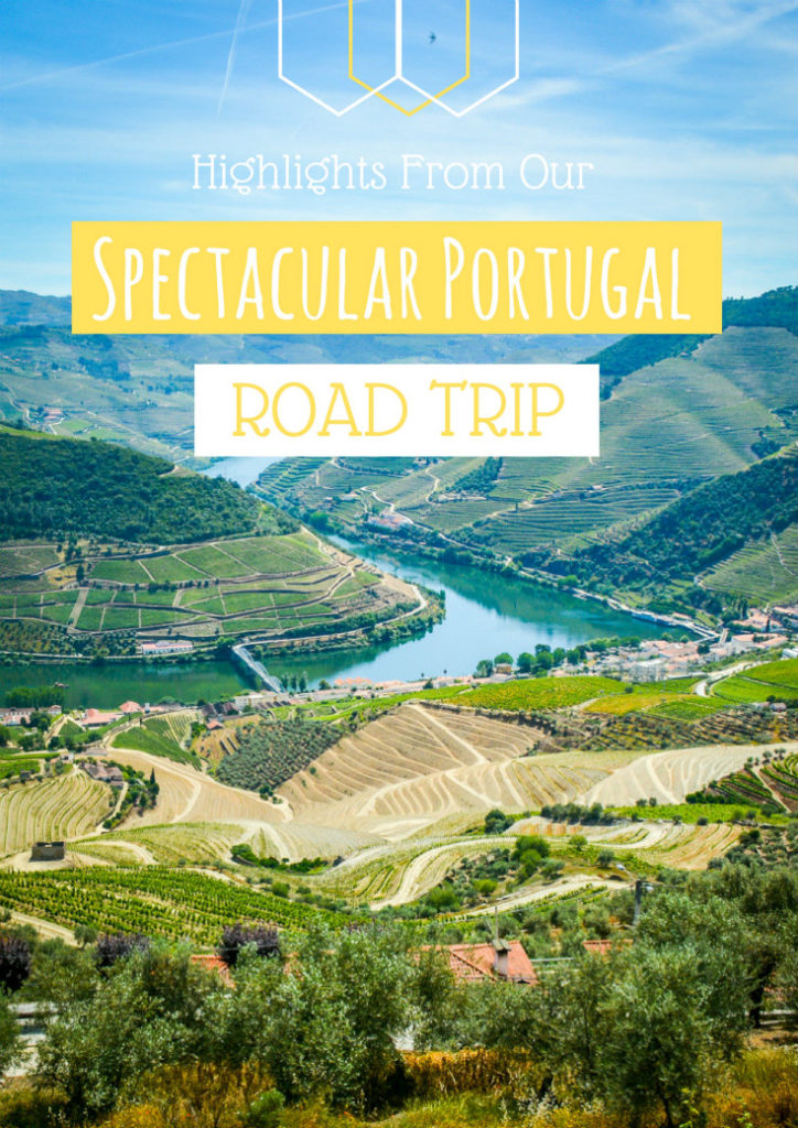 Train Trip Across Usa: Highlights For A Spectacular Portugal Road Trip