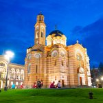 Cathedral of Christ the Saviour, Banja Luka. Bosnia and Herzegovina