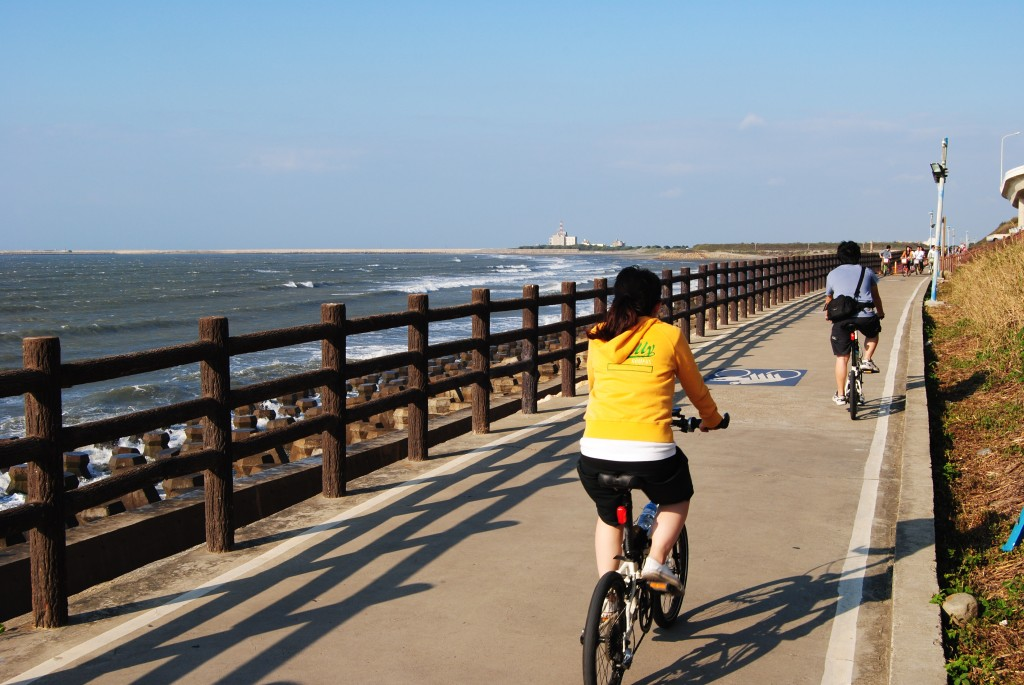Biking, Nanliao
