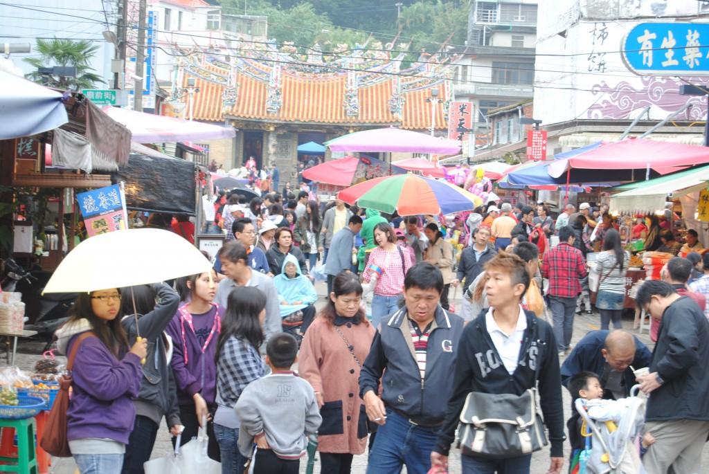 Market Street, Beipu