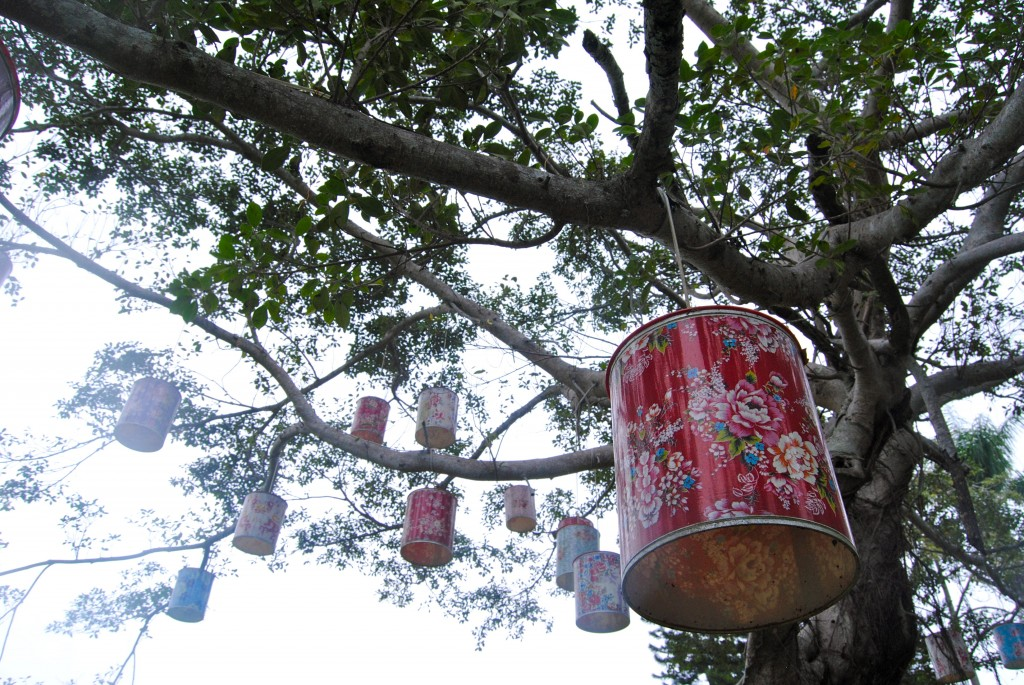 Lanterns in Beipu