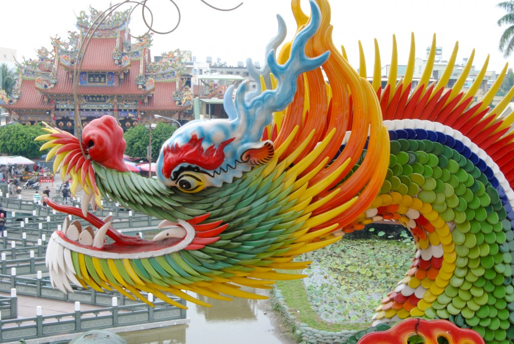 dragon, Kaohsiung