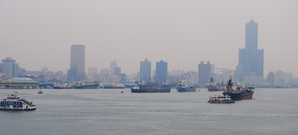 Harbor, Kaohsiung