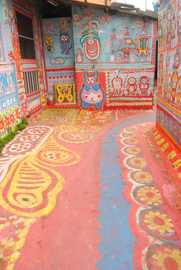 Paint the Town, Rainbow Village