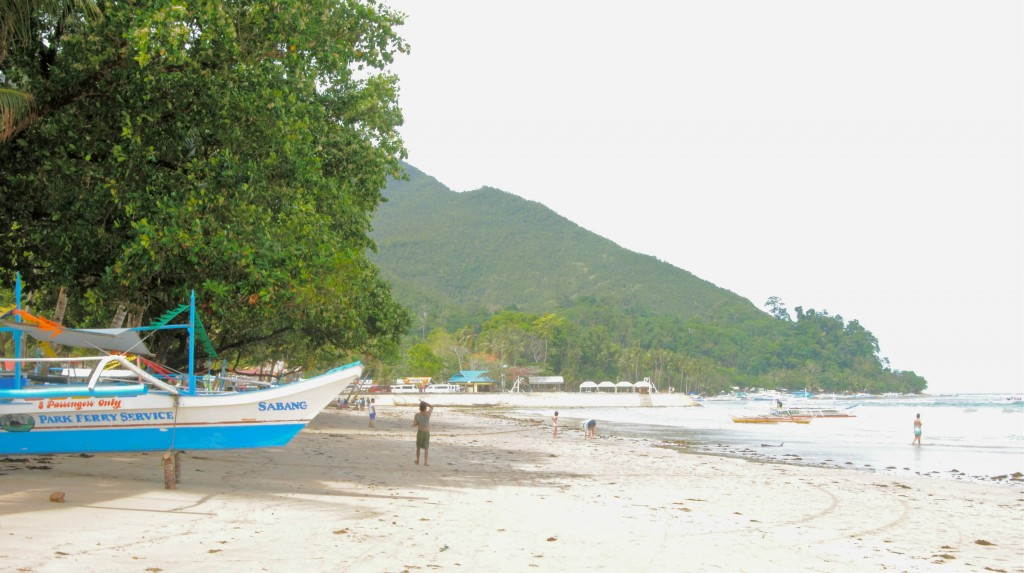 Boats on the Beach, Underground River