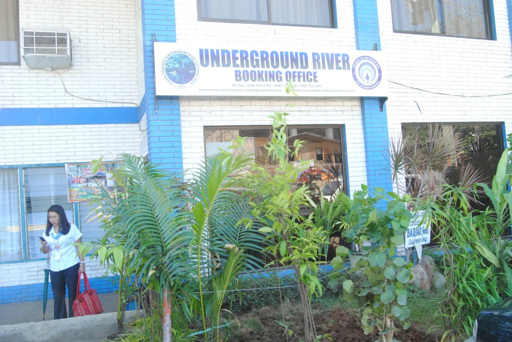Underground river booking