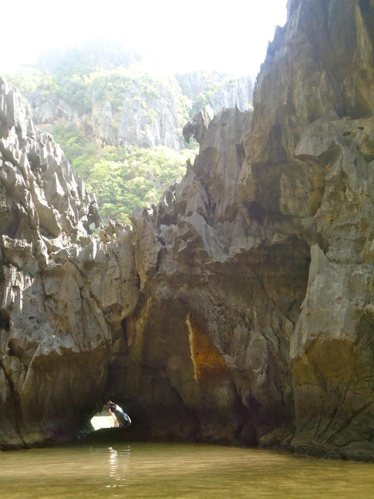 Secret Lagoon in El Nido