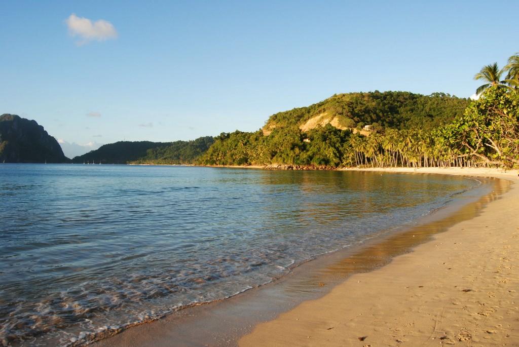 Sunset Beach, El Nido