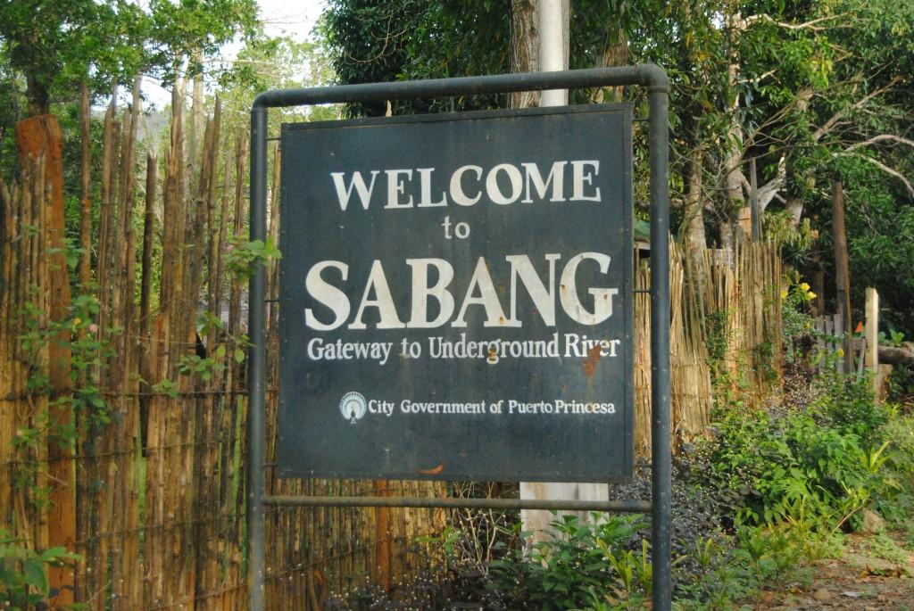 Underground River, Sabang