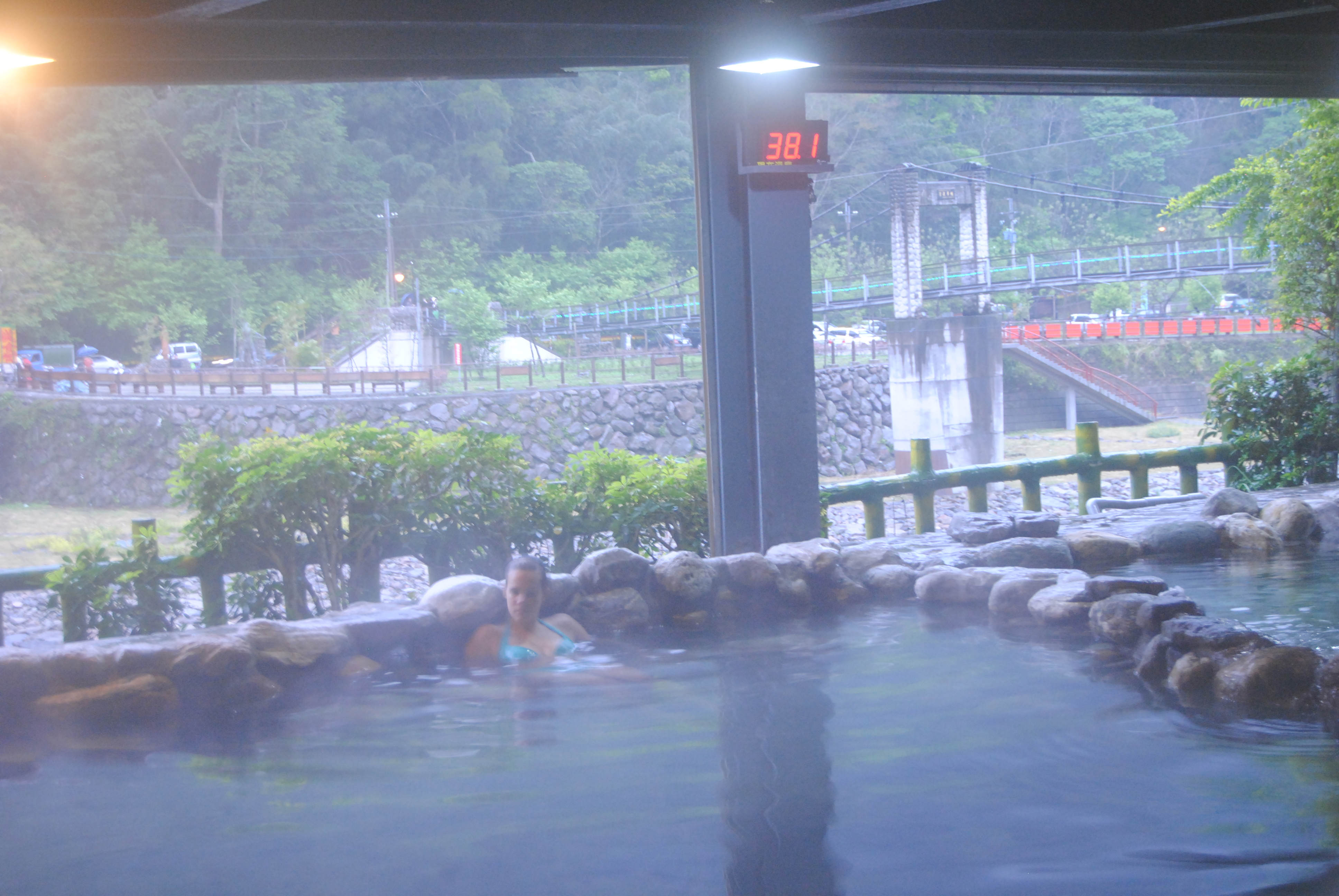 Chingchuan Adventures Outside Hsinchu: Hot Springs and B-Ball