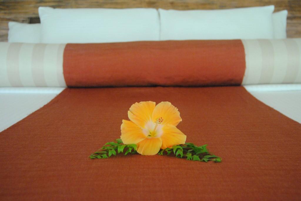 Bed at Amorita, Philippines