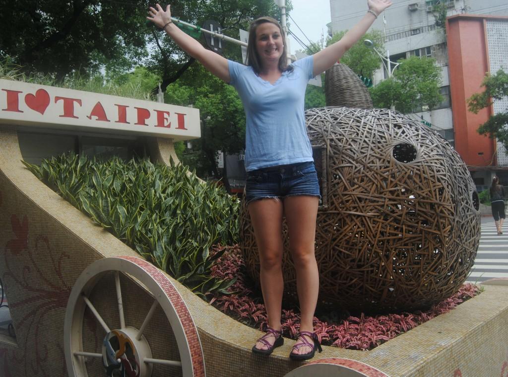 Taipei is fun