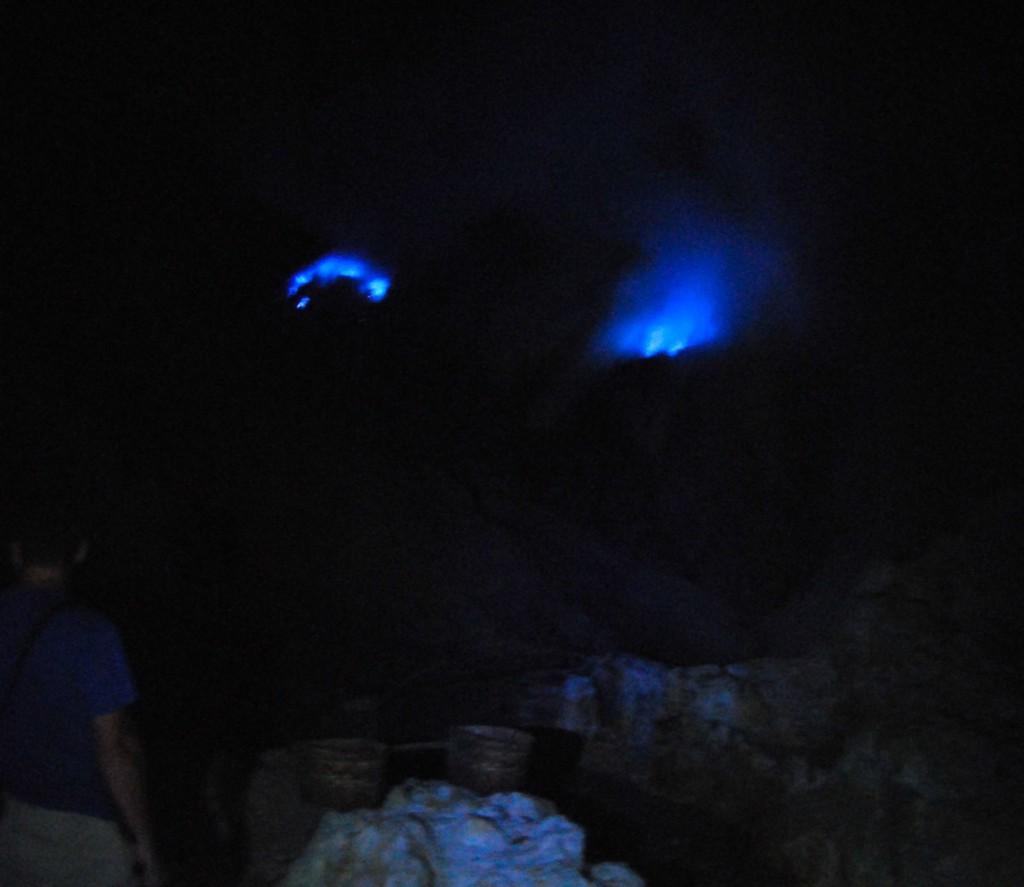 Blue Flame, Ijen