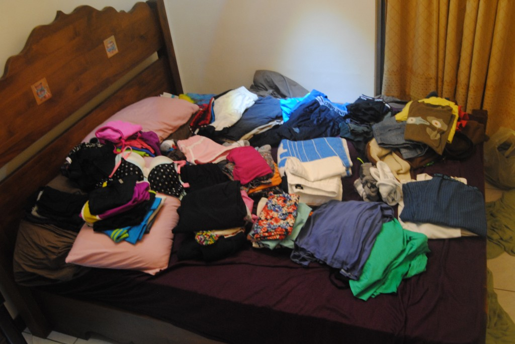 Packing for Indonesia