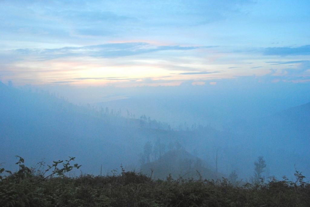 Fog, Ijen