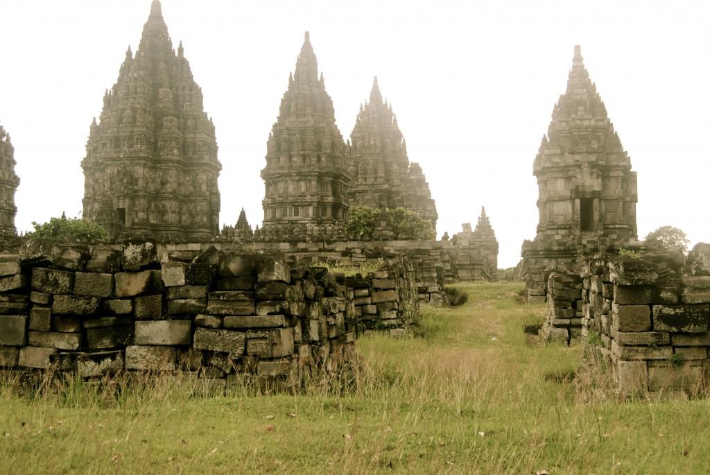 Old Prambanan