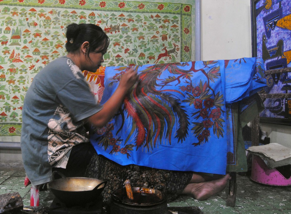 Batik Painter, jogja
