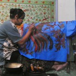Batik, Puppets, Jackfruit and Sultans in Jogja