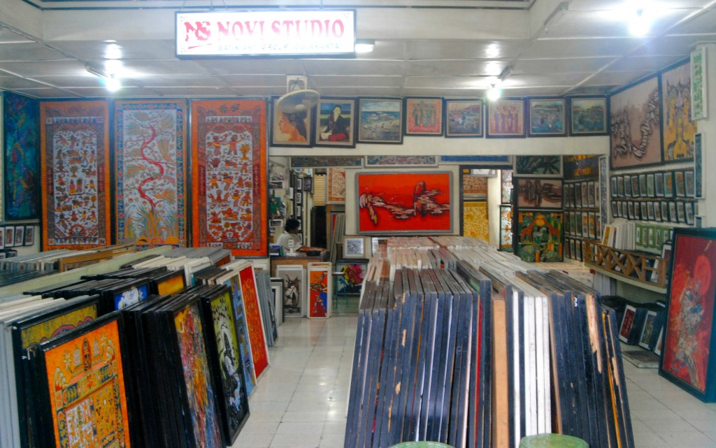 Batik Paintings, Jogja