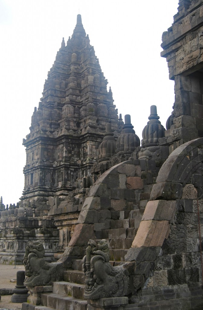 Prambanan up close