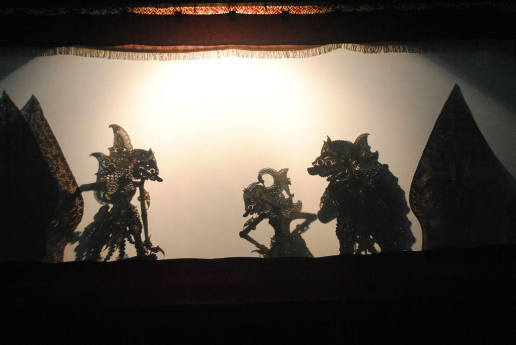 Shadow Puppet Show, Jogja